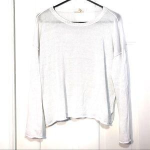Eileen Fisher   Exposed Seam Sweater